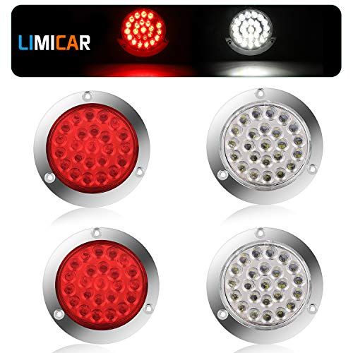 (LIMICAR 2 Red + 2 White 4