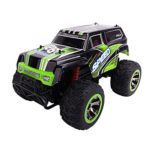 SZJJX RC Cars Rock Off-Road Waterproof Vehicle Crawler Truck 2.4Ghz 2WD High Speed 1:18 Radio Remote Control Racing Buggy Electric Fast Race Hobby from SZJJX