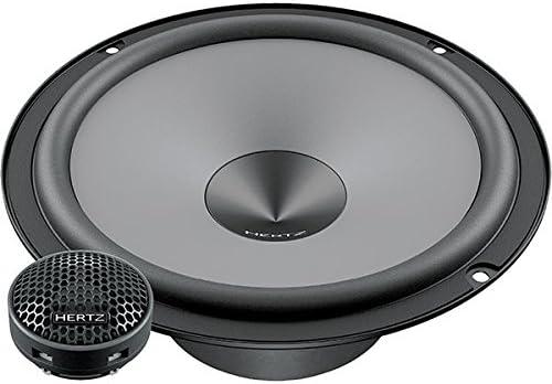 Hertz Auto Lautsprecher Schwarz Audio Hifi