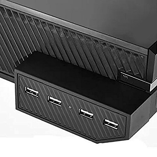 Price comparison product image Mondpalast 4 Ports USB Expansion Hub for Microsoft Xbox One Console