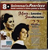 MARIA DE LOURDES & IRMA DORANTES [24 RANCHERAS & BOLEROS] 80 ANIVERSARIO PEERLESS.[CD, Limited Edition, Import].