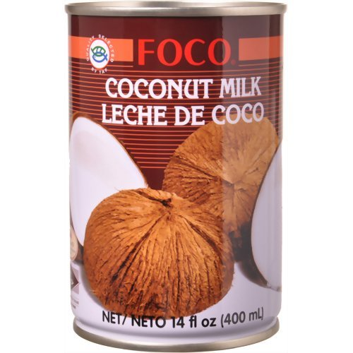 Foco Coconut Milk, 20.25 Pound by FOCO
