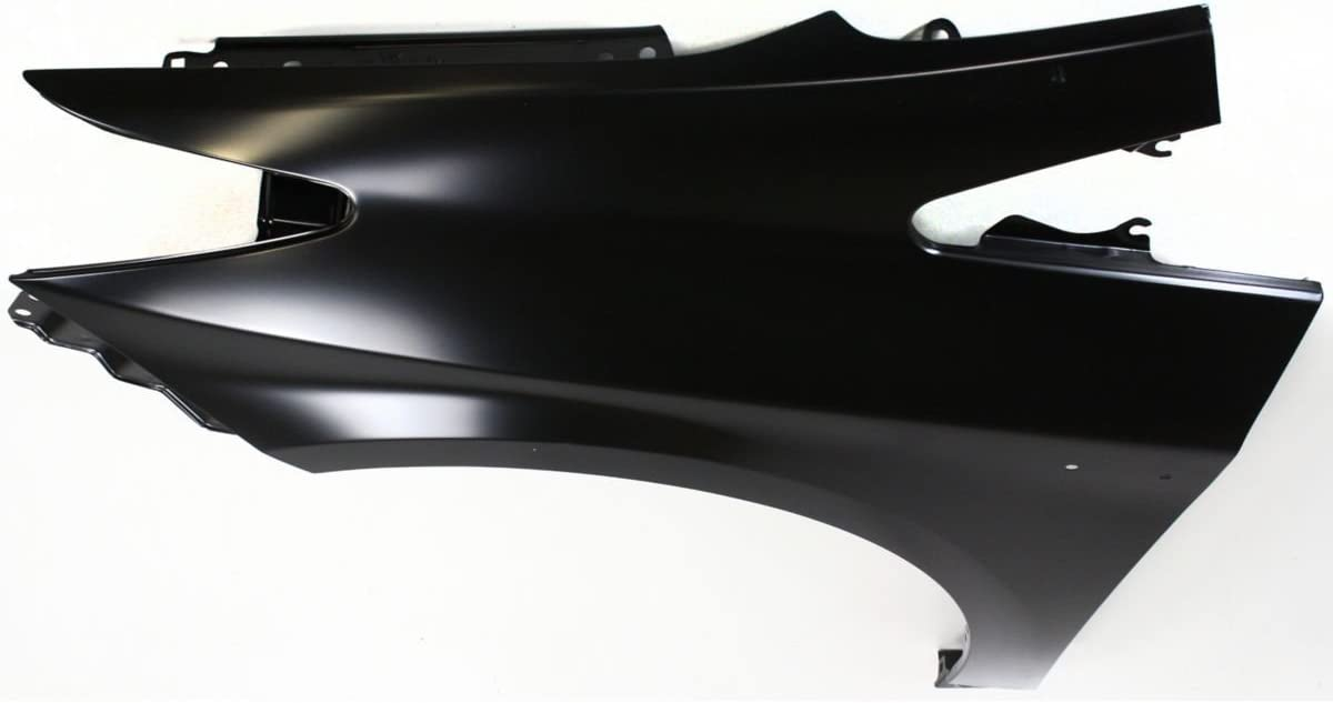 Diften 110-A4820-X01 CAPA Fender Front Quarter Panel Driver Left Side LH Hand TO1240232C 5380247040