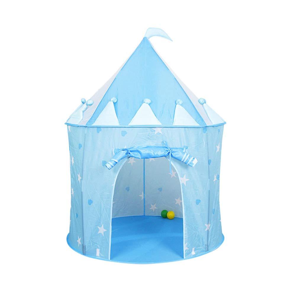 子供のテント屋内プリンセスの女の子のフェンスのボールプールの折り畳みゲームハウスの城インドのテントの赤ん坊のおもちゃ SHWSM (Color : Prince) B07TC55R7M Prince