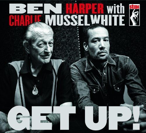 Get Up! by Ben Harper, Charlie Musselwhite (2013) Audio CD