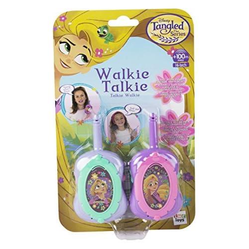 ENREDADOS Talkie Walkie (IMC Toys 211469)