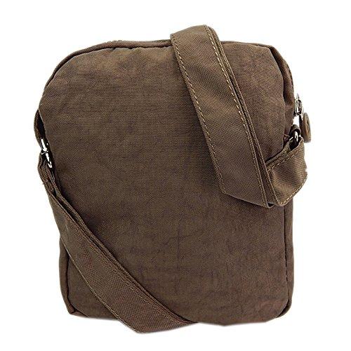 Bag Street , Borsa Messenger  Uomo marrone marrone