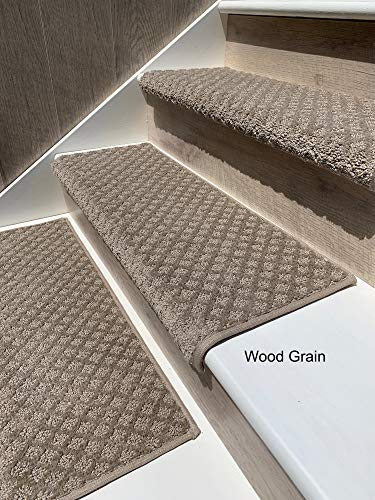 - Oak Valley Designs Carpet Stair Treads - Style: Bayside Charm (31