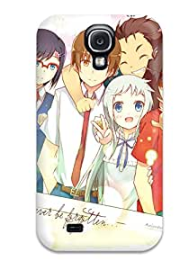 Christena Hakanson's Shop Snap On Hard Case Cover Anohana Protector For Galaxy S4