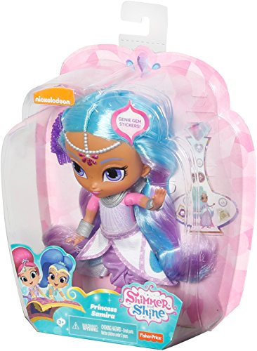 Fisher Price Nickelodeon Shimmer Amp Shine Princess Samira