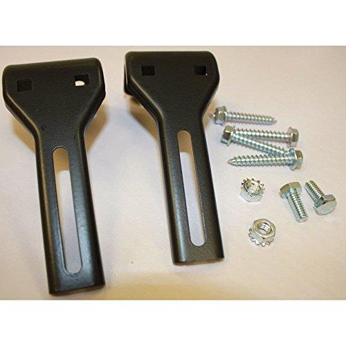 Craftsman 041A5281-1 Garage Door Opener Safety Sensor Bracket Extension Genuine Original Equipment Manufacturer (OEM) part for (Safety Sensor Bracket)