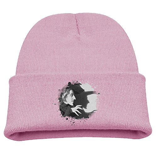 GHHK Boys/Girls Wicked Witch Musical Beanie Cap Hat Ski Hat Cap Snowboard Hat Pink (Wicked Witch Of The West Socks)