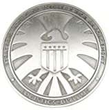 Generic the Avengers Agents of Shield S.h.i.e.l.d. Metal Badge