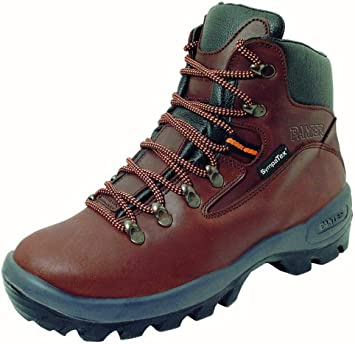 Panter 3260 Plus Calzado de seguridad color marr/ón talla 42