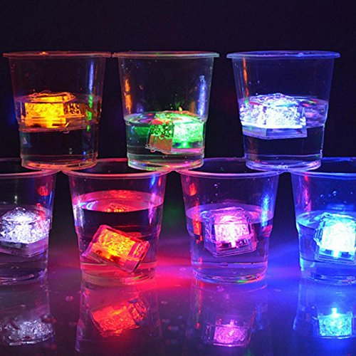 Flash Ice Cube Led Light in US - 8