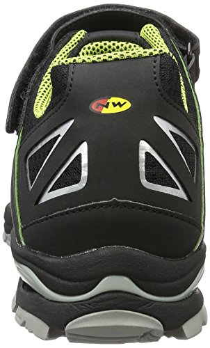 NORTHWAVE SPIDER 2 Mountain Bike Shoes, nero