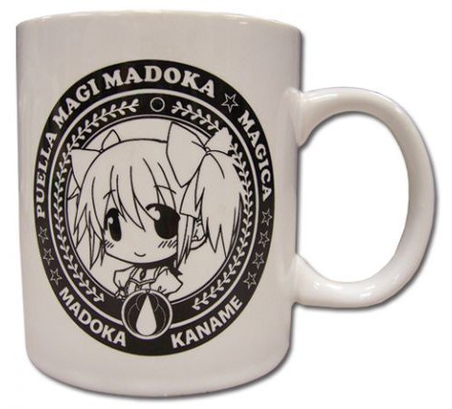 Puella Magi Madoka Magica Madoka Mug (Madoka Magica Merchandise compare prices)