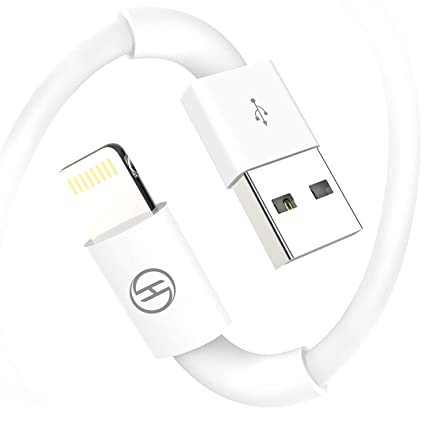 Heardear Lightning to USB Cable[Apple MFi Certified]iPhone/iPad charging/charger Cable/Cord/Line for iPhone X/8/7/SE/6s/6/plus/5s/5c,iPad ...