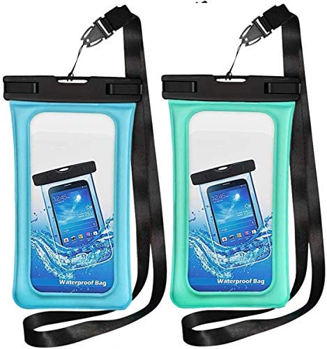 TeaTronics Waterproof Available Smartphone Blue Green product image