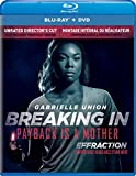 Breaking In [Blu-ray + DVD] (Bilingual)