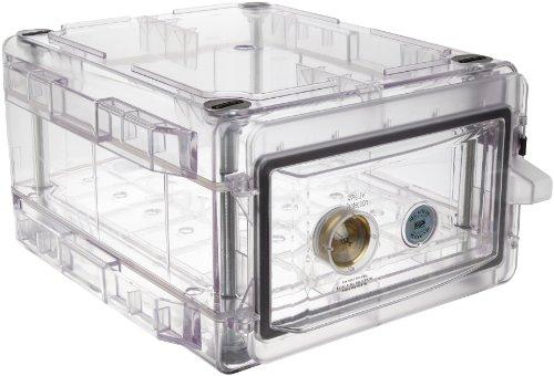 Bel-Art Secador Clear 1.0 Vertical Desiccator Cabinet; 0.7 cu. ft. (F42071-0000)