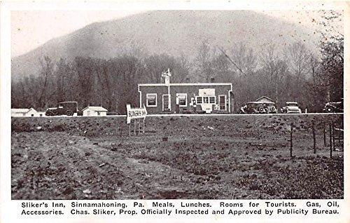 Sinnamahoning, Pennsylvania Postcard from Old Postcards