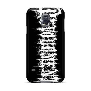 Samsung Galaxy S5 Whf3616WoOY Customized HD Devourment Band Skin Shock Absorption Hard Phone Cover -AnnaDubois