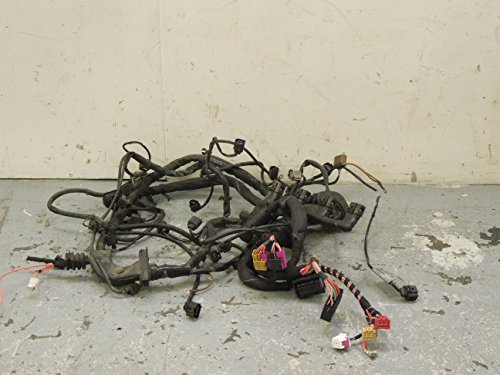 Audi A6 C6 2.0 TFSi Engine Wiring Loom for Manual Gearbox: