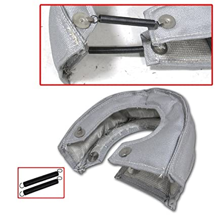 Amazon.com: TOYOTA MR2 SPYDER GT SERIES TURBO CHARGER HEAT SHIELD BLANKET LARGE WRAP SILVER: Automotive
