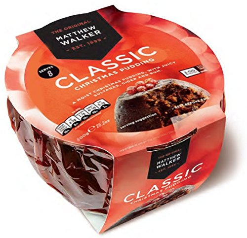 Pudding Christmas - Matthew Walker Classic Pudding 800g (28.2oz)