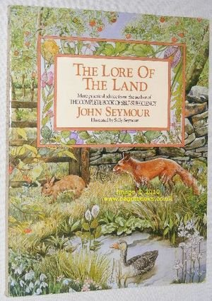 READ THE LORE OF THE LAND. W.O.R.D