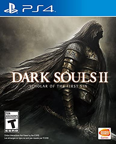 Dark Souls II: Scholar of the First Sin - PlayStation 4 (7 Day To Die)