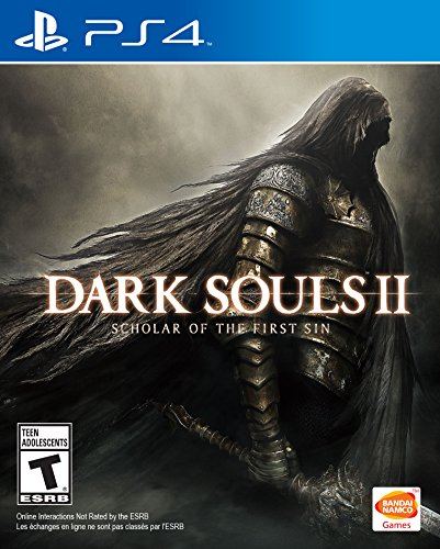 Dark Souls II: Scholar of the First Sin - PlayStation 4