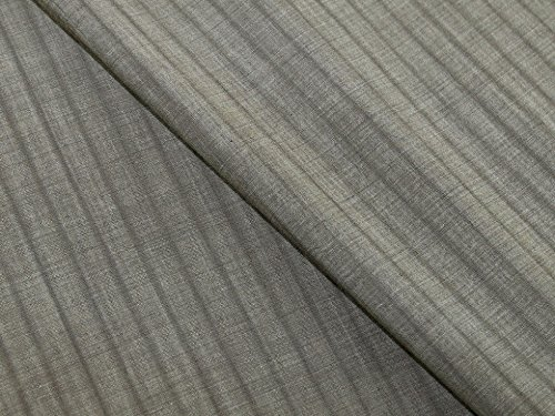 Wool Pinstripe Suiting - 4