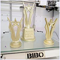 BIBO 3D Printer Cut Printing Time In Half Metal Frame Dual Extruder WIFI Touch Screen Filament Detect Demountable Glass Bed from Shaoxing BIBO Automatic Equipment Co., Ltd.