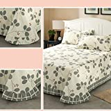 cotton sheets/One piece cotton sheets/Nordic simple style sheets-H 250x245cm(98x96inch)