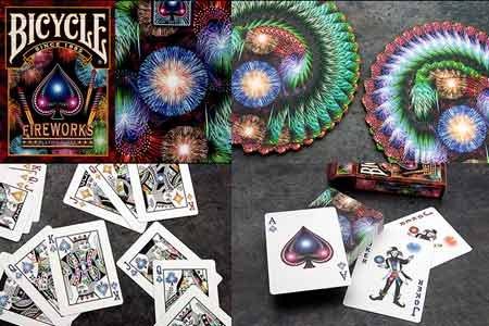 firework card game - 2