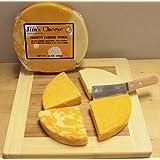 Wisconsin Cheese Wheel (2- 1lb Wheels)