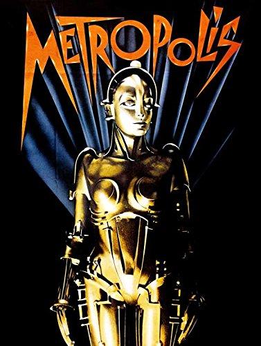 Cartel de la película metrópolis 11 x 17 J - 28 cm x 44 cm ...