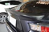 Racingbees 2013 - 2017 Subaru BRZ Scion FRS Toyota 86 TRD Style Trunk Spoiler ABS Unpainted 2014 2015 2016