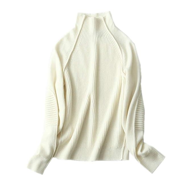 CARILLO CAMICIE Camicia Uomo Regular Fit 100/% Puro Cotone No Stiro Modello Sartoriale Collo Francese Tinta Unita Bianca con Trama Interna Botto