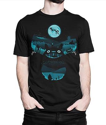 160de200f6b9d My Neighbor Totoro T-Shirt, Ghibli Studio Tee, Men's Women's (S -. Roll  over image to zoom in. Forgotten Tees