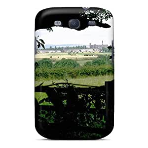 High Quality PC Case/ Our Town DjKTNLa5395WWAWk For Case Samsung Note 3 Cover