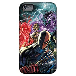 iphone 4 /4s New mobile phone case Awesome Phone Cases Heavy-duty deathstroke i4