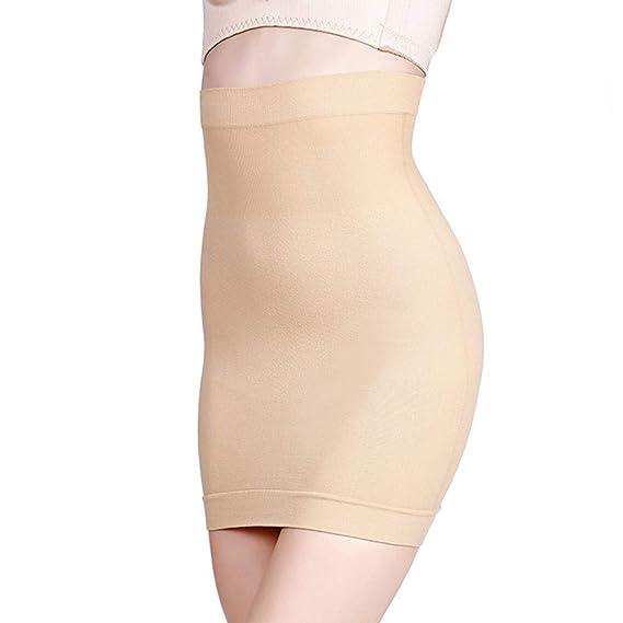 Vectry Mujer Shapewear Panty Shaper de Talle Alto y Cintura Ultra ...