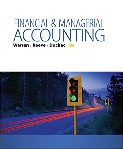 Amazon financial managerial accounting ebook carl warren financial managerial accounting 13th edition kindle edition fandeluxe Choice Image