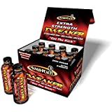 Tweaker Mango-Peach-Energy Extra Strength Shot 2oz Singles (12)