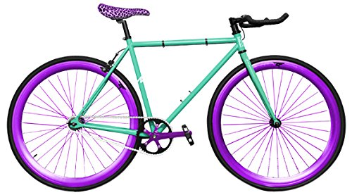 Zycle Fix ZF-HRNT-41 Hornet Fixed Gear Bike, 41cm/One Size F