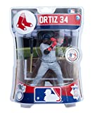 Imports Dragon Baseball Figures David Ortiz Boston Red Sox Baseball Figure, 6""