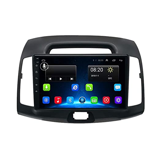 XMZWD Android 8.1 Coche Reproductor Multimedia GPS Navegación ...